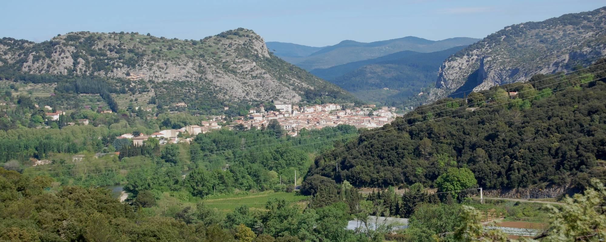 Anduze du chateau de Tornac