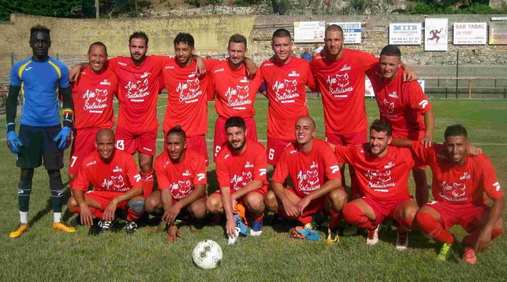 Sporting Club Anduzien • Football screen 2