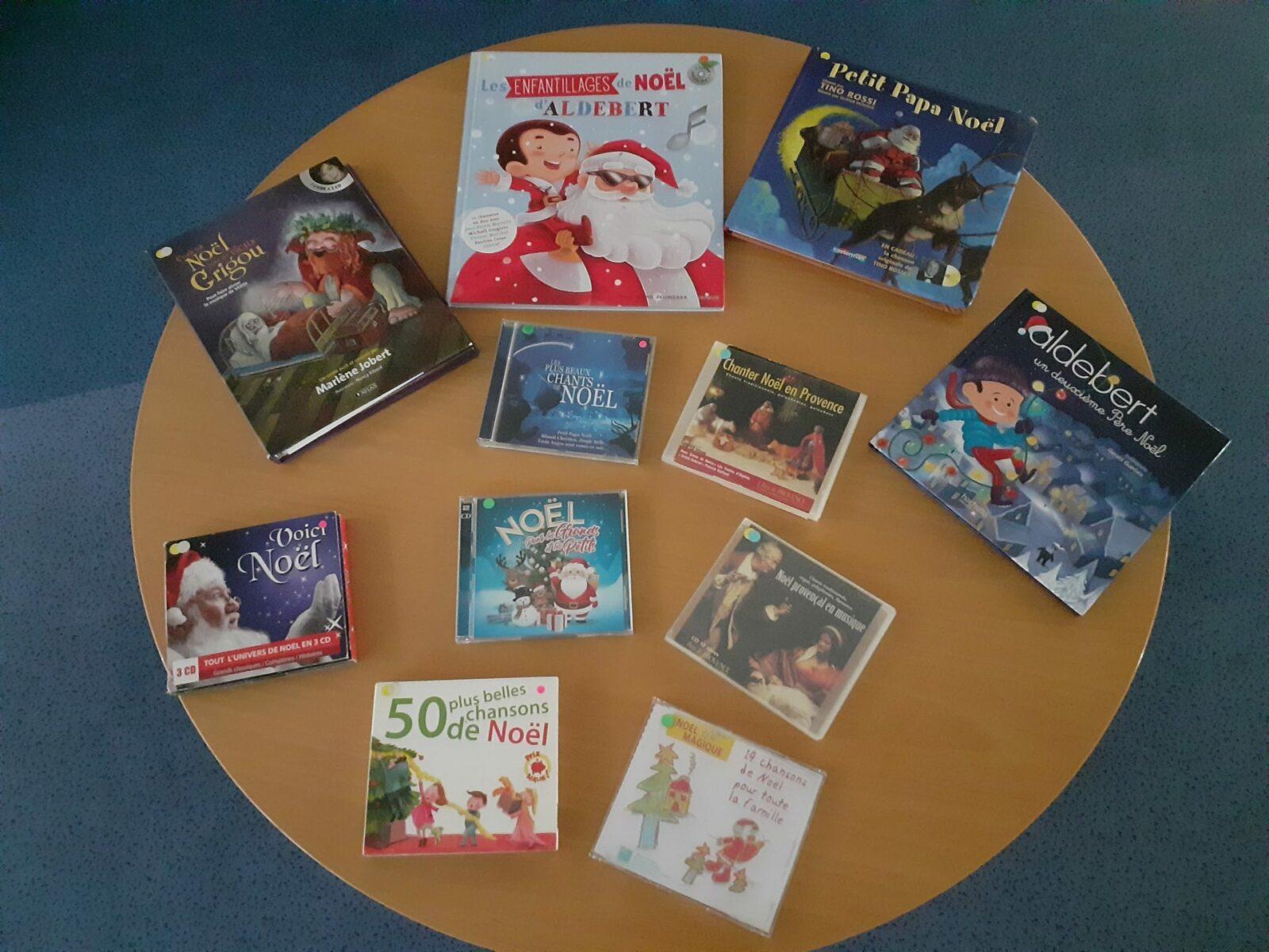 Noël 2020 cd et livres audio jeunesse