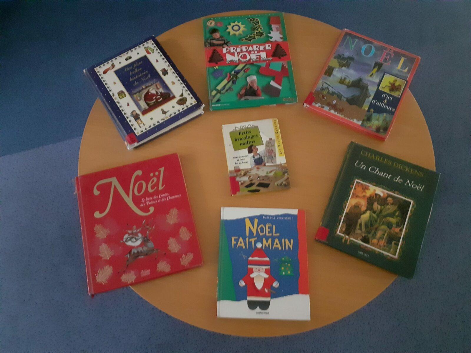 Noël 2020 livres jeunesses contes et bricolage