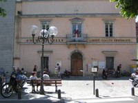 Mairie d'Anduze