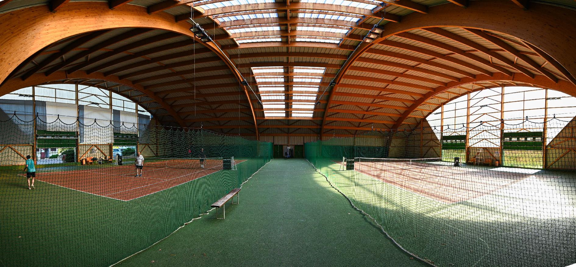 Tennis Club Anduzien screen 1
