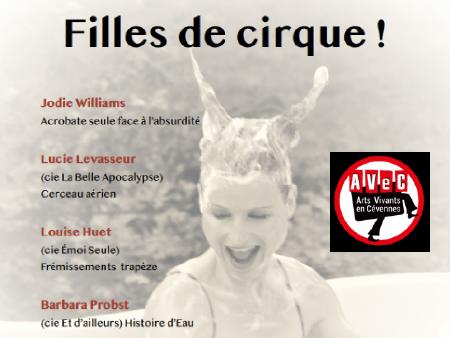 Fiiles de Cirque le 11 juillet 2020