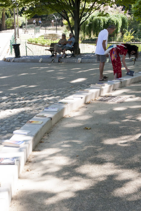 "Envol de livres - Festival ""Lire à Anduze"" 2020"