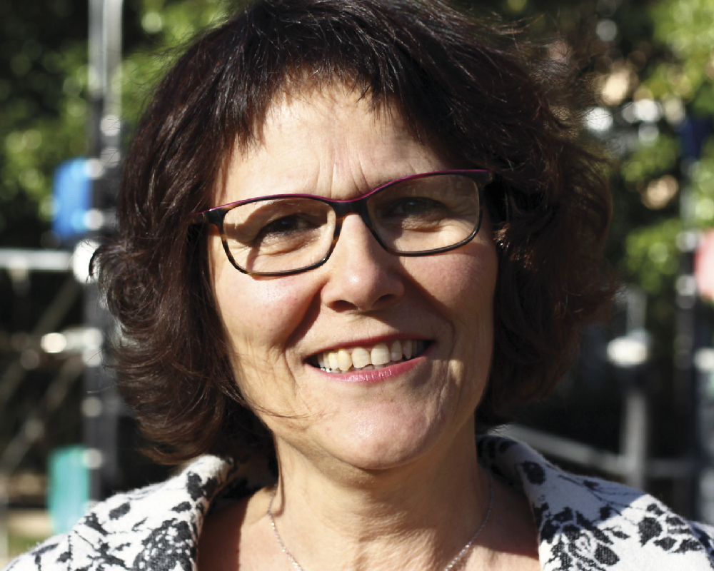 Geneviève Blanc - maire