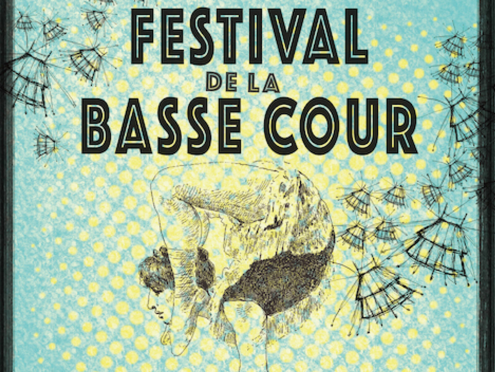illustration festival de la Basse Cour 2020