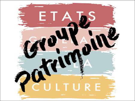 illustration états généraux de la culture groupe patrimoine