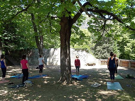 AnaHata Yoga en Cévennes screen 2