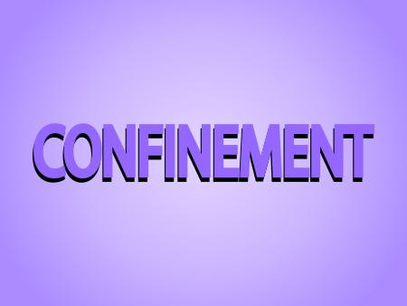 illustration confinement