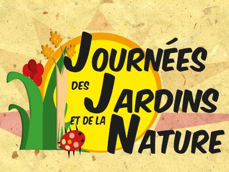 illustration Les Journées des Jardins et de la Nature 24 et 25 avril 2021