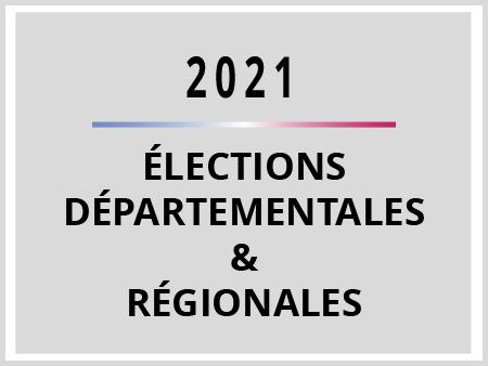 illustration élections départementales et régionales