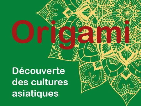 illustration atelier origami