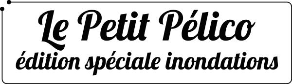 illustration Le Petit Pélico édition spéciale inondations