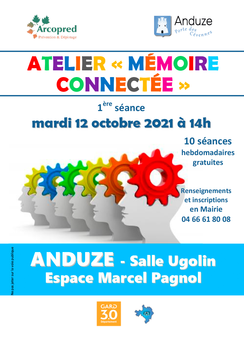 affiche Arcopred 2021 recto